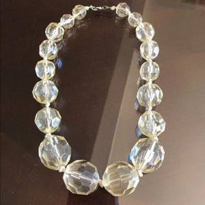 Vintage Multifaceted Necklace